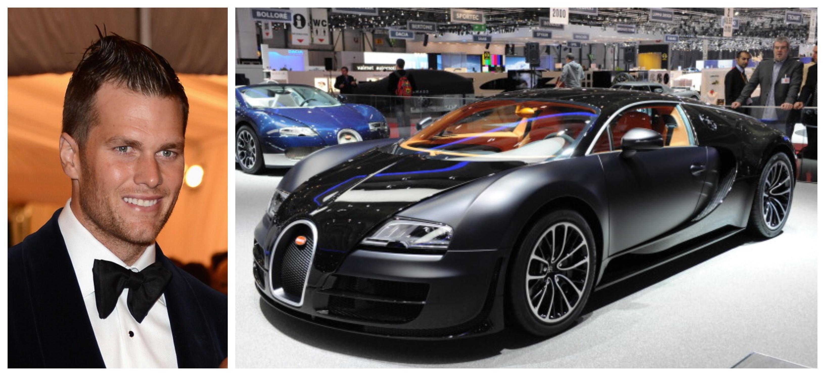 Cristiano Ronaldo – Bugatti Veyron, Estimated $2.5 Million